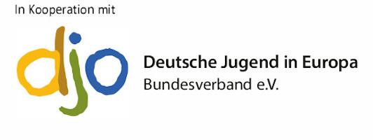 Logo vom Bundesverband Deutsche Jugend in Europa