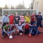 Fußball am Freitagnachmittag