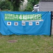 Rides and Rights for Refugees