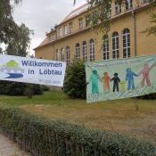 Sommerfest Willkommen in Löbtau