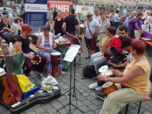 Dresden isst bunt 2018 Musik